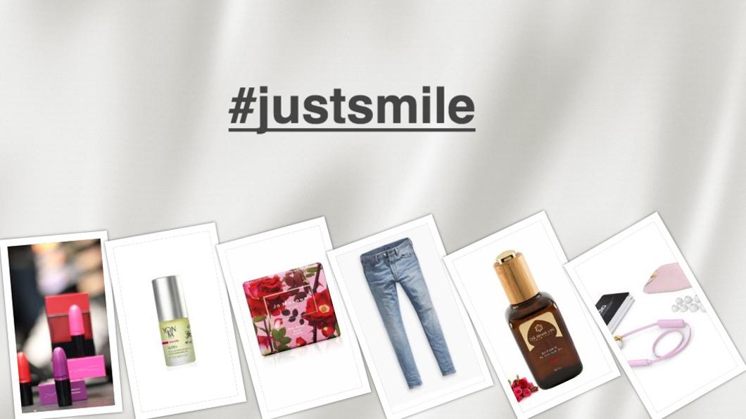 #justsmile N° 3