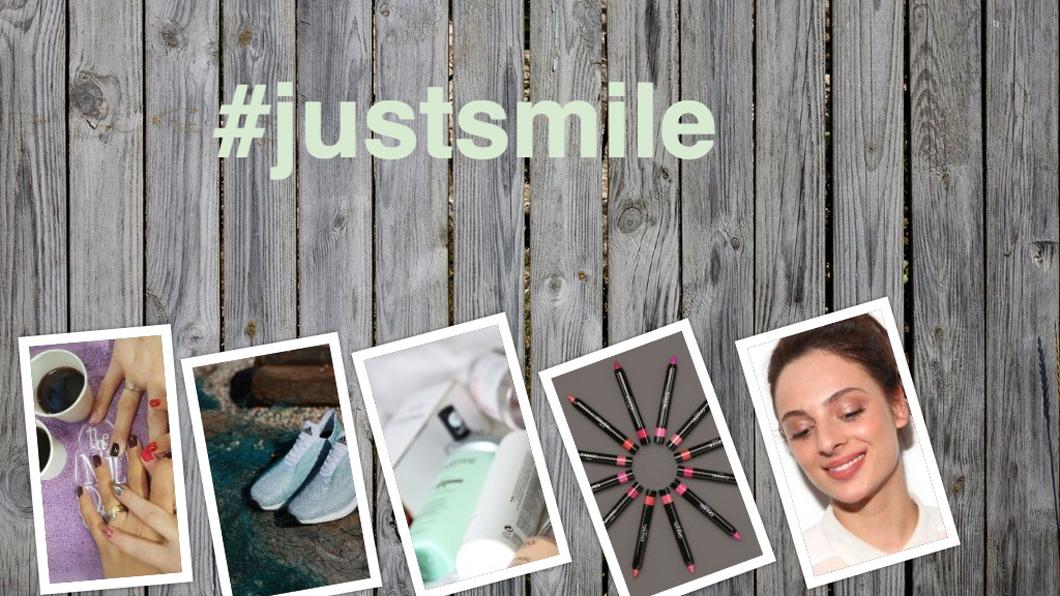 #justsmile N° 1