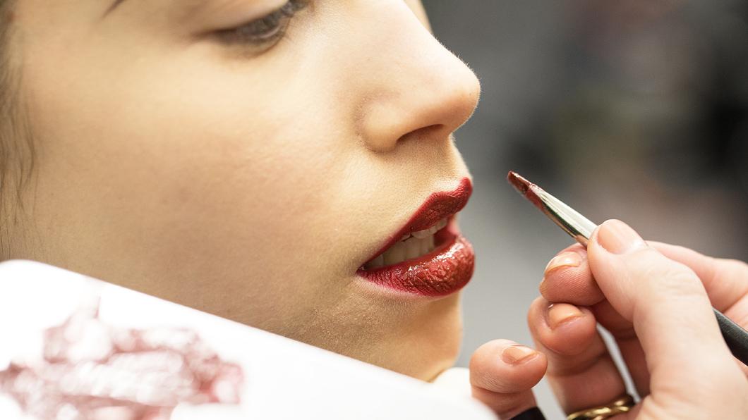 Lippenstift-Ticks von der Mac Expertin Katharina Jokubonis