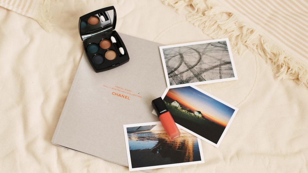 Chanel Travel Diary: Ein Tagebuch für die Schönheit