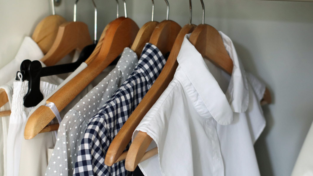Less is more: Detox für die Garderobe