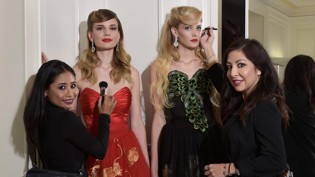 Get the Zurich Film Festival Glamour Look in der offiziellen Beauty-Lounge