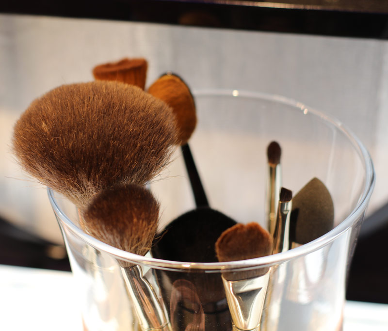 Brushes Schminkpinsel schminken Makeup Makeuphacks