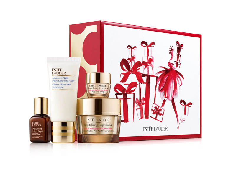 Estee Lauder Xmas Sets Katie Rodgers ANR Beauty Set