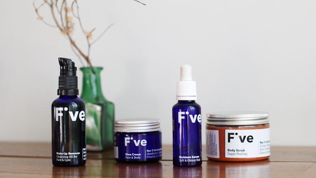 High five: Fünf gute Gründe, um die Produkte von Five Skincare zu benutzen