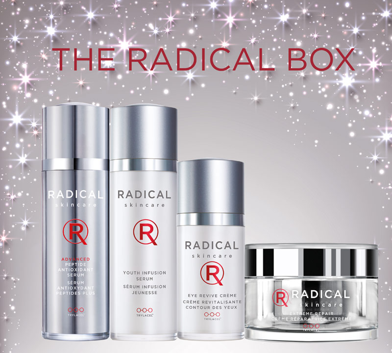 Radical Skincare Xmas Radical Box Anti-Aging Holidays