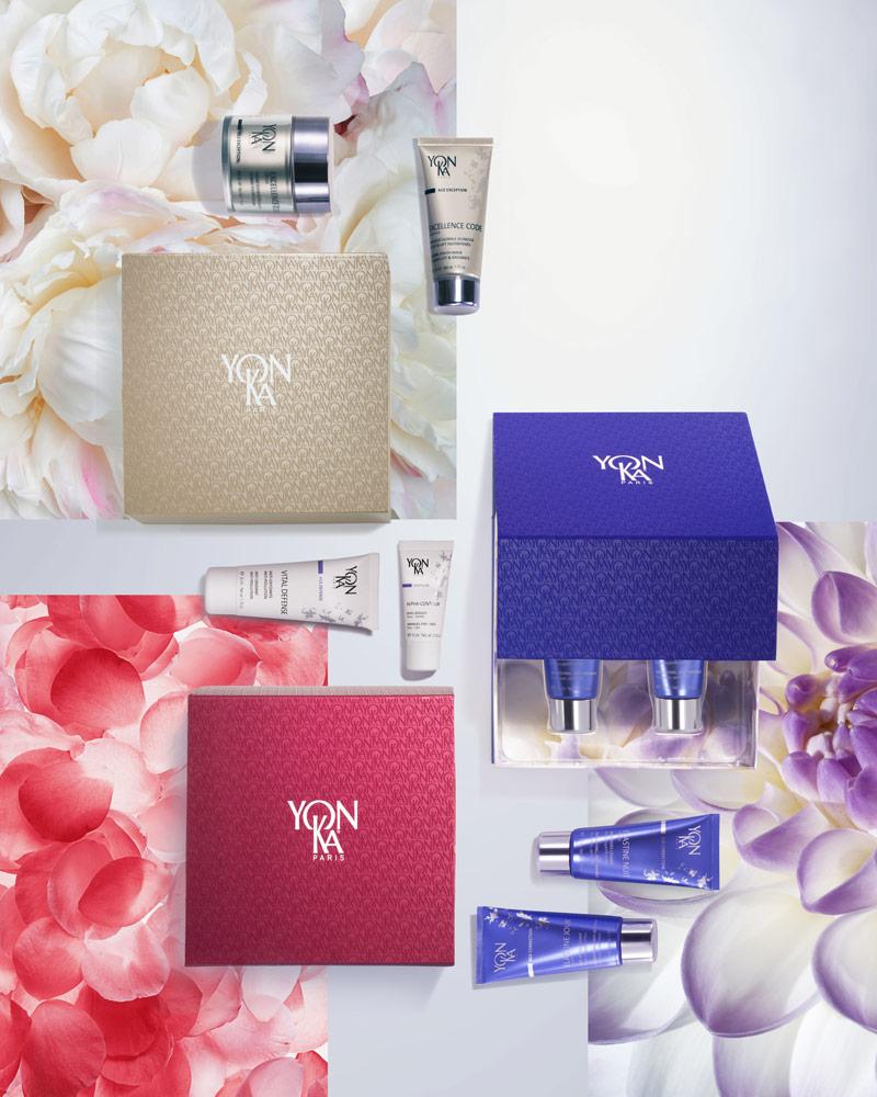 Yon-Ka Skincare Xmas set coffret noel natural skincare present