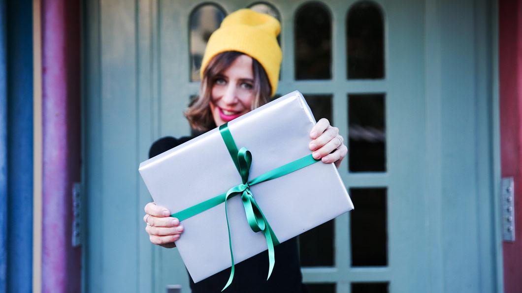 Eine schöne Bescherung: Der grosse Geschenk-Knigge mit eingebauter Verlosung