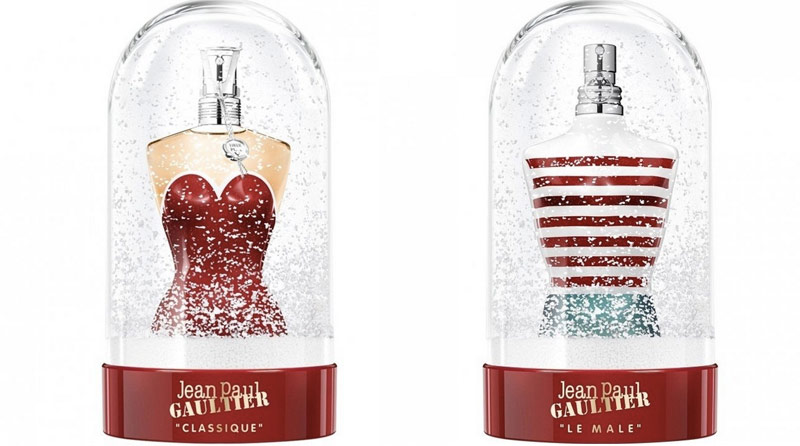 Jean Paul Gaultier Classique and Le Male Christmas 2017
