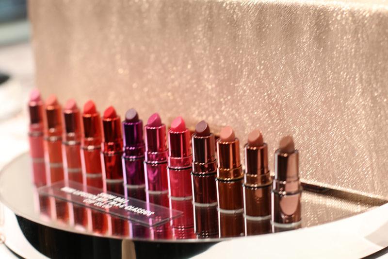 Mac Snowball collection gifting set lipsticks