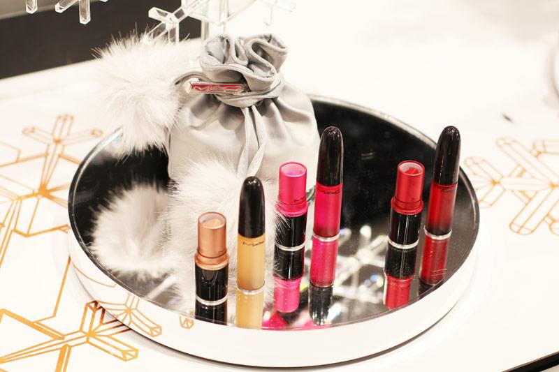 Mac Snowball Collection Holiday 2017 Makeup Lipsticks Lipglass