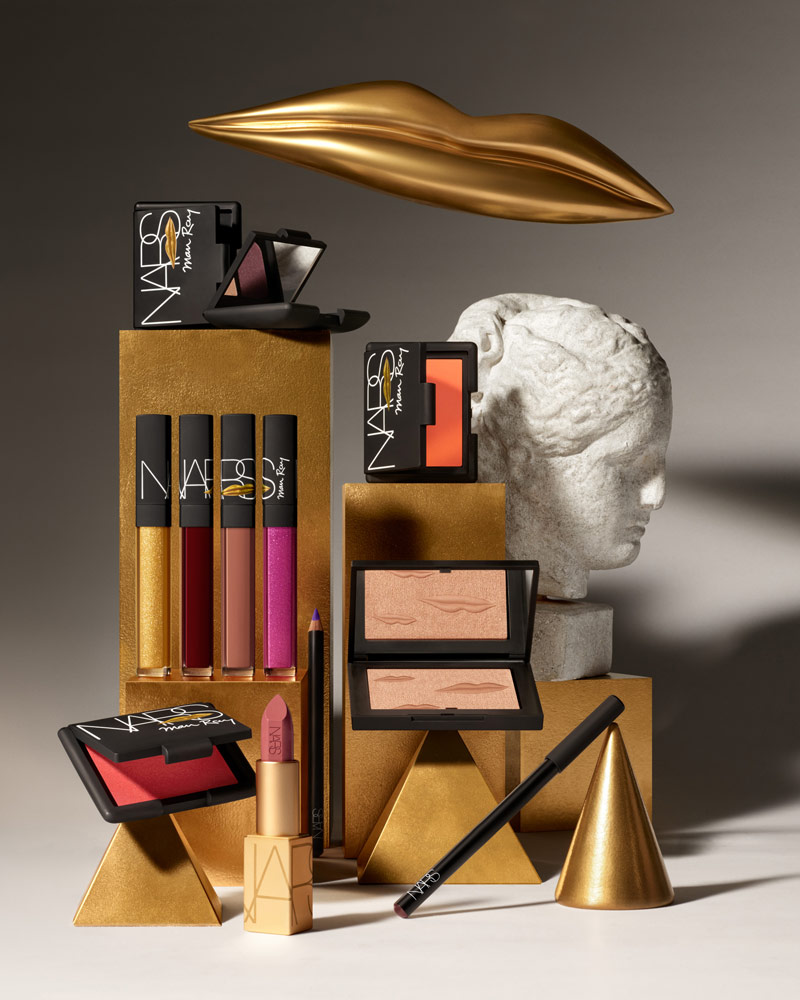 Man Ray Nars Holiday Collection color collection makeup beauty limited edition
