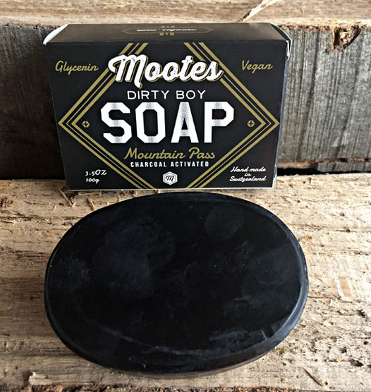 Mootes Dirty Boy Soap