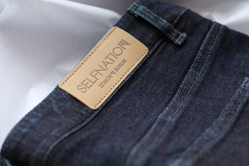 Denim Jeans Selfnation fair Fashion Mode nachhaltige Kaschmir