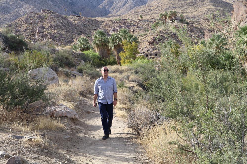 Die Indian Canyons ausserhalb von Palm Springs sind ein tolles Ausflugsziel.