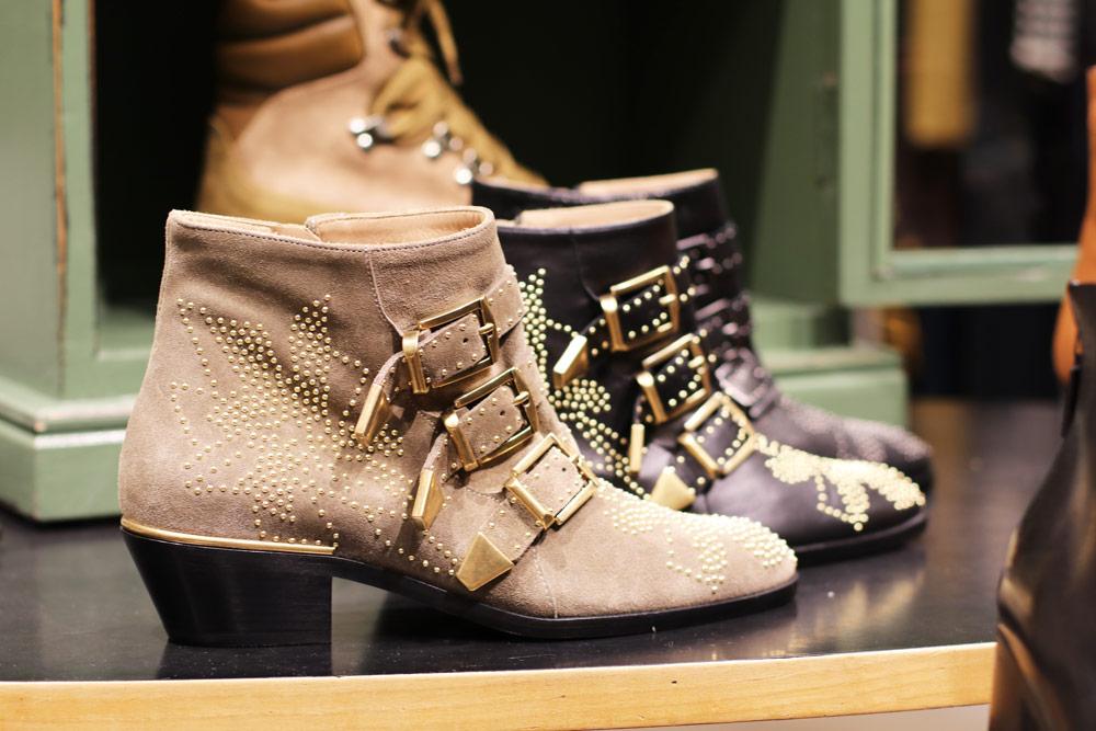 Chloé Boots bei vestibule in Zürich