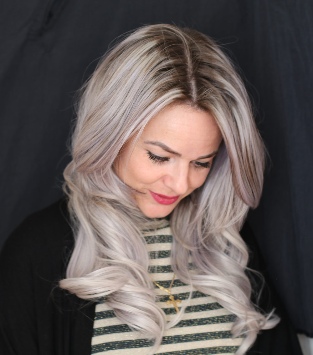 different shades of gray mit wella color expertin laura tschaggelar 32 sonrisa. Black Bedroom Furniture Sets. Home Design Ideas