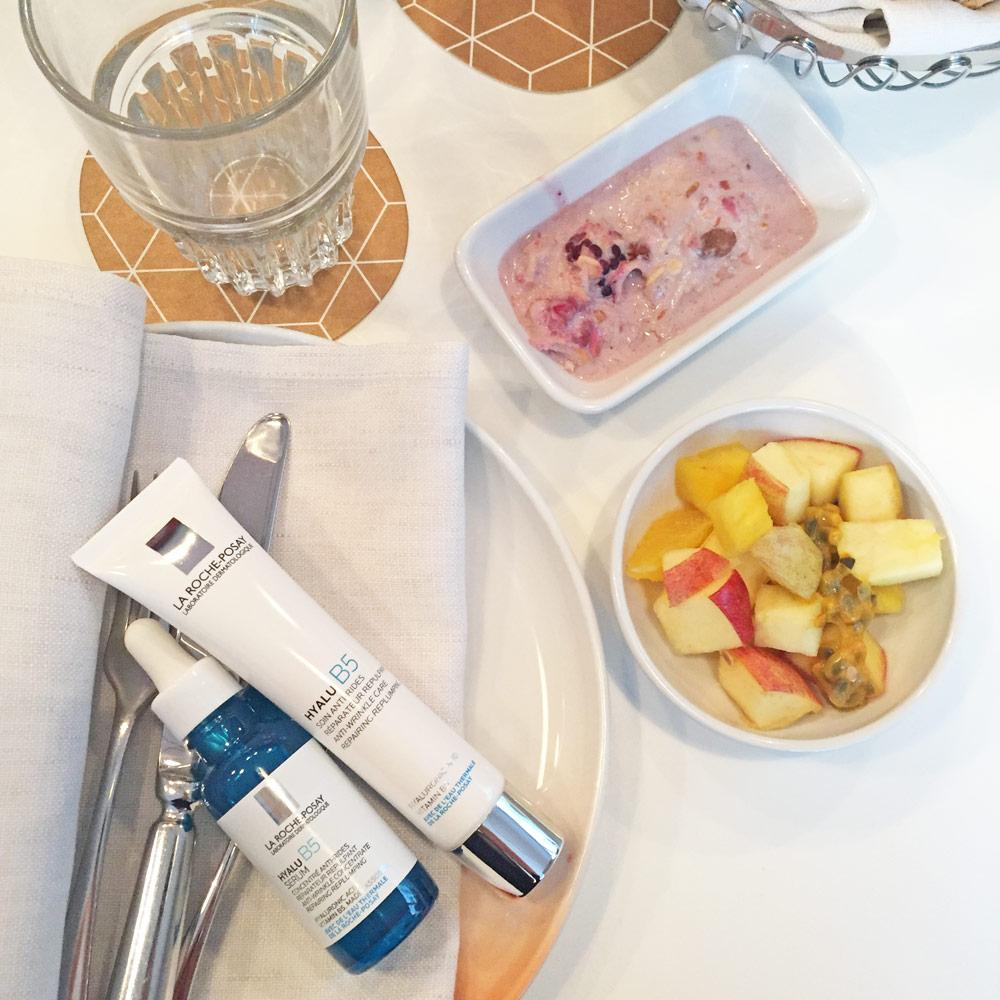 La Roche-Posay lanciert mit Hyalu B5 eine neue Anti-Aging-Pflegelinie für empfindliche Haut.