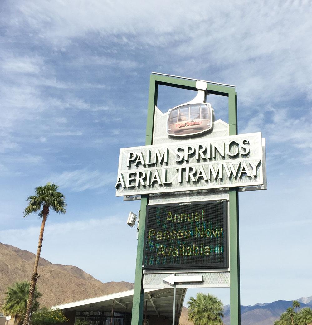 Reise-Tipps für Palm Springs