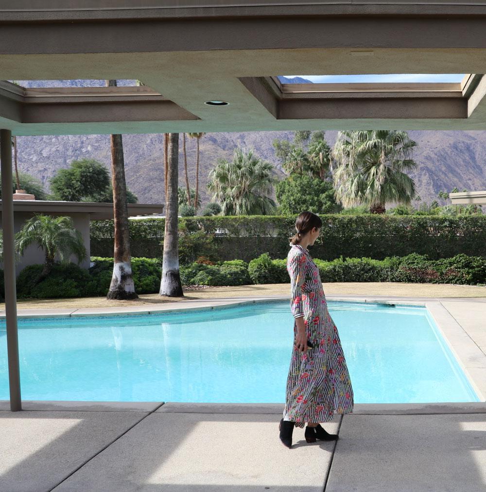 Bei The Modern Tour in Palm Springs gibt es viel Architektur zu sehen und spannende Geschichten zu hören.