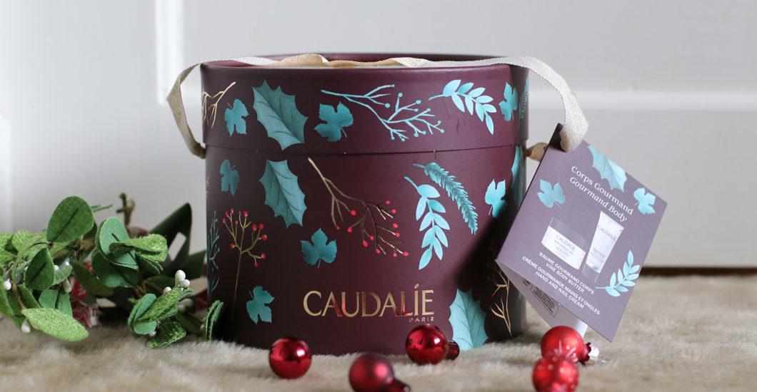 Weihnachtsstimmung bei Caudalie – und sonrisa.ch, wo es einen Instagram-Wettbewerb gibt, bei dem Du ein Beauty-Set gewinnen kannst.