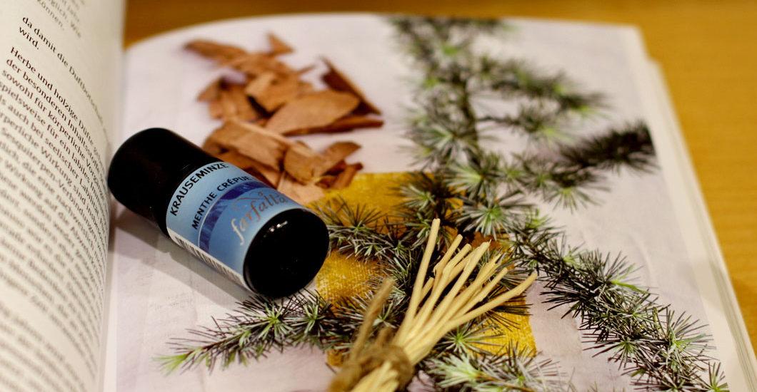 Aromatherpie hilft wirklich – gerade nach den Festtagen: Ein kleiner Duftöl-Guide.