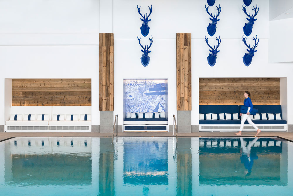 Wellness-Test im neuen Club Med Grand Massif