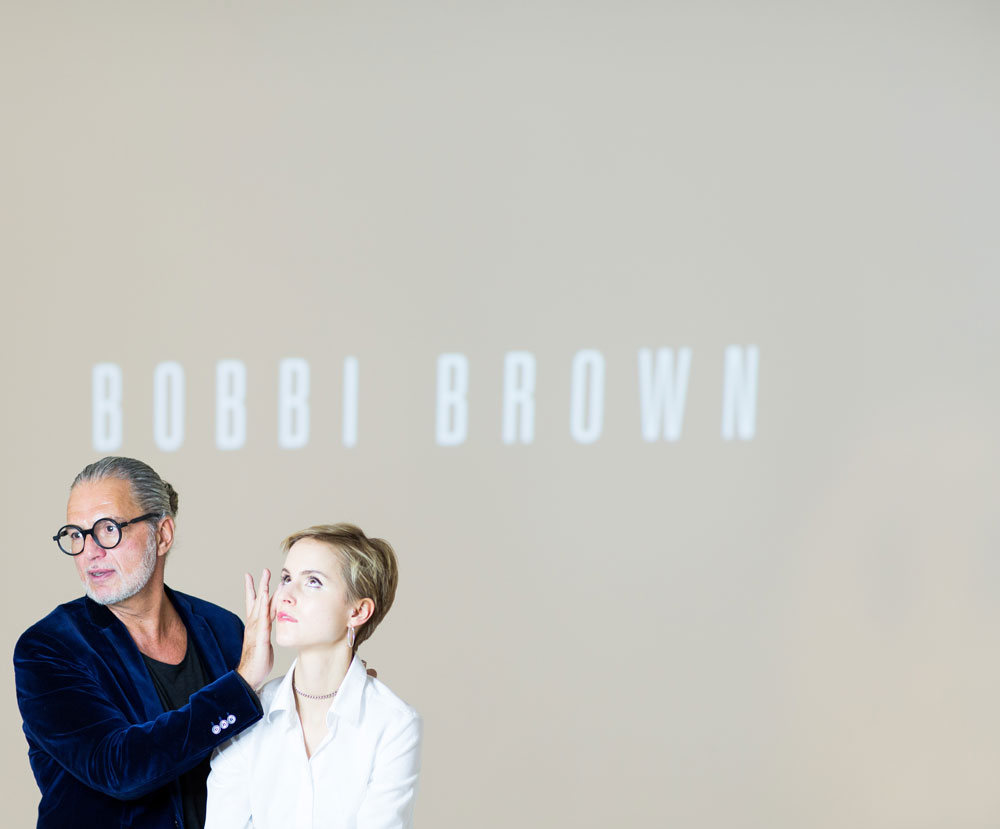 Makeup Artist Eduardo Ferreira von Bobbi Brown verrät auf sonrisa seine besten Schminktipps