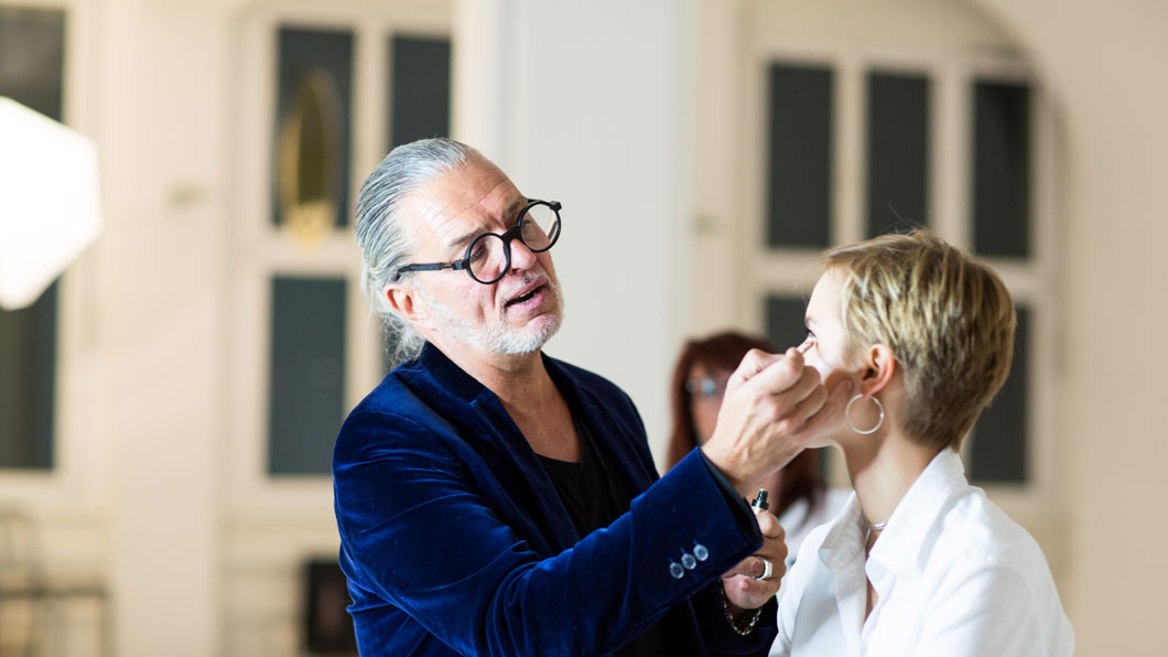 Ask the expert: Eduardo Ferreira, Director of Artistry Bobbi Brown