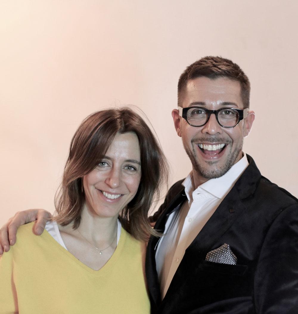 Dr Hauschka Makeup Artist Karim Sattar erzählt auf sonrisa seine Geschichte
