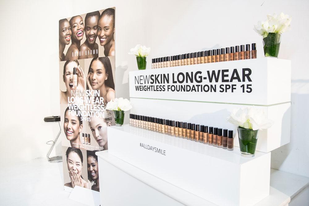 Bobbi Brown lanciert die neue Skin Long-Wear Weightless Foundation