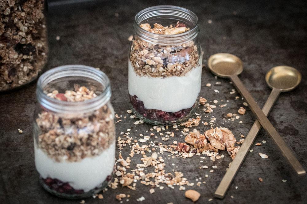 Langeschläferin und Koch-Bloggerin Nadja Zimmermann verrät, wie sie sich mit einem leckeren Beauty-Rezept jeden Morgen zum Aufstehen motiviert.