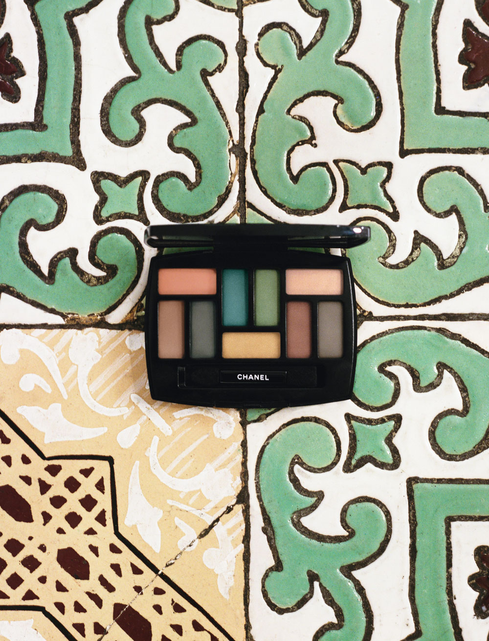 Neapolis von Chanel ist eine wunderschöne Hommage an die Heimat von Kreativdirektorin Lucia Pica
