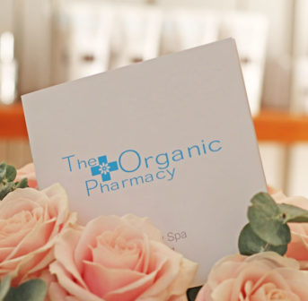 sonrisa besucht den neuen Spa von The Organic Pharmacy in Zh: Ein Wellness-Test.