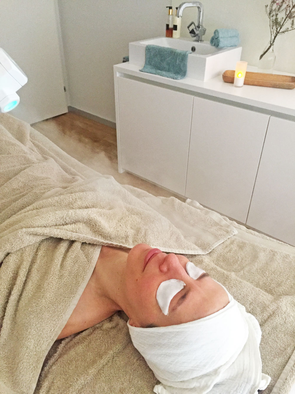 sonrisa besucht den neuen Spa von The Organic Pharmacy in Zh: Ein Wellness-Test.