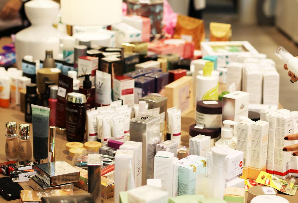 Beauty Shopping für eine gute Sache: Der Vestibule x sonrisa Charity Sale for UNICEF war ein voller Erfolg auf jeder Ebene.