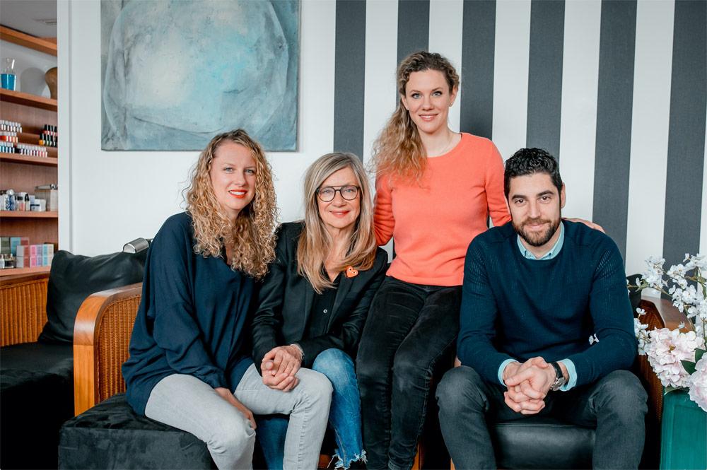 Das neue Team von der Schminkbar schafft Neues - ohne die DNA des Beauty-Unternehmens zu verändern.