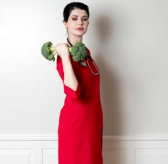 Hautexpertin Dr Liv Kraemer gibt exklusiv auf sonrisa kulinarische Beauty-Tipps für schöne Haut.