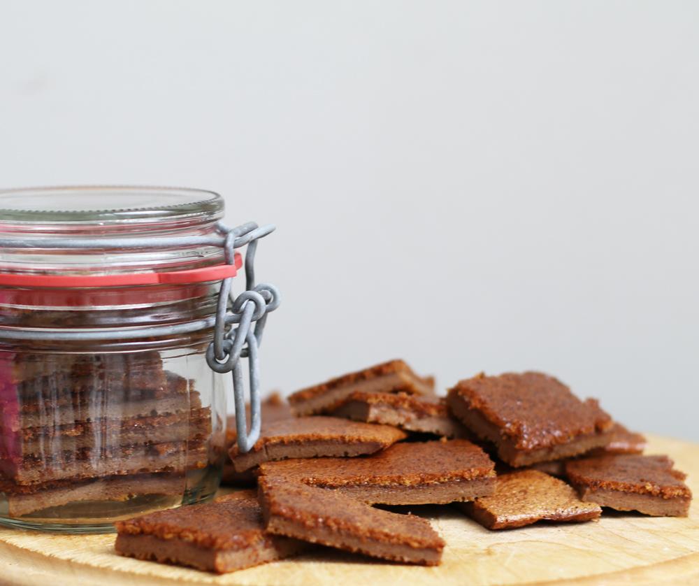 Einfach, schnell, gut: Süsse Beauty-Kekse aus nur zwei Zutaten