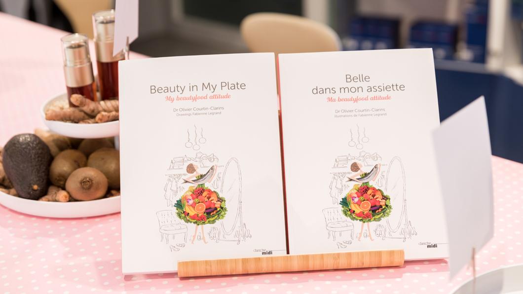 In jeder Hinsicht ein Genuss: «Beauty in My Plate» von Olivier Courtin Clarins