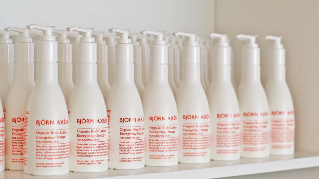 Neu, grün – und so toll: Die Organic Bodycare-Kollektion von Björn Axén