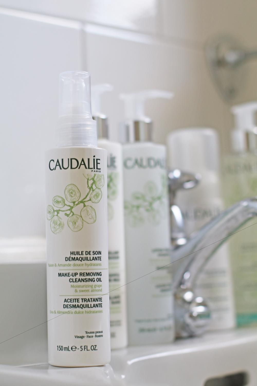 Mit neu überarbeiteter Formulierung: die Reinigungsserie von Caudalie.