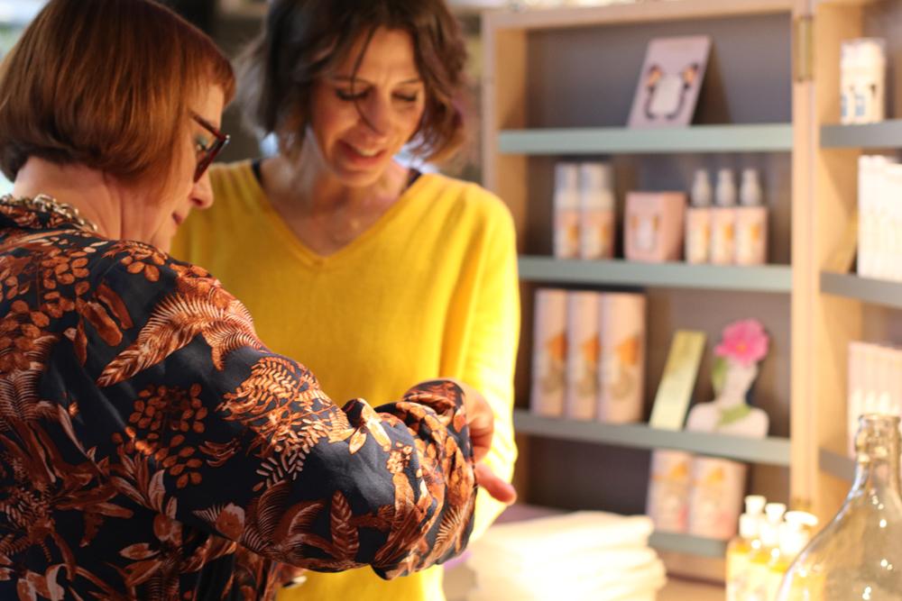 Der Generationenwechsel bei farfalla bringt neue Produkte - und ein tolles Naturkosmetik-Pflegekonzept.