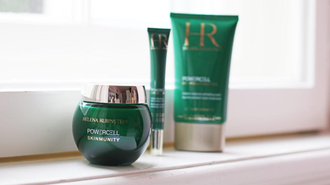Die Powercell-Linie von Helena Rubinsein wird um drei Produkte zur Stärkung der Haut erweitert.