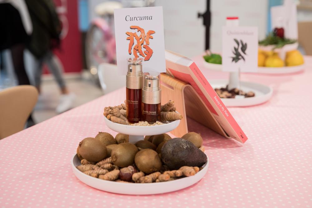 Olivier Courtin Clarins gibt in seinem Buch 'Beauty in My Plate' Ernährungstipps für schöne Haut.