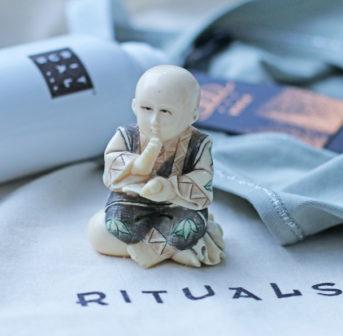 Rituals Cosmetics offeriert in der Slow-Down-Booth einen Moment der Entspannung.