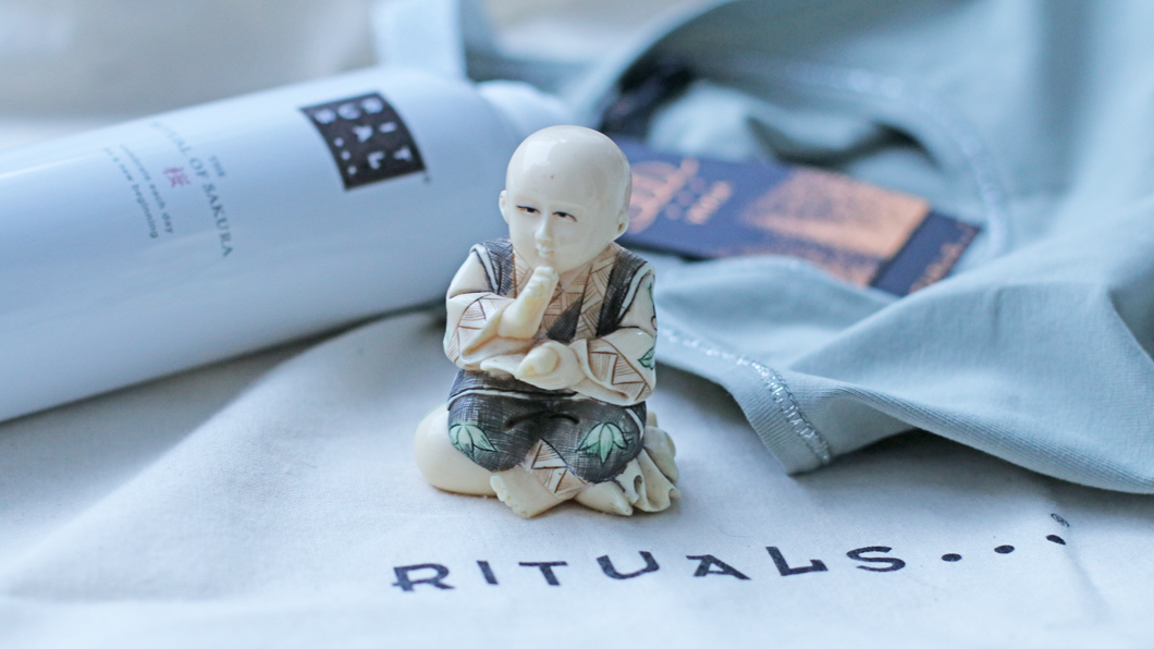 Slow Down mit Rituals