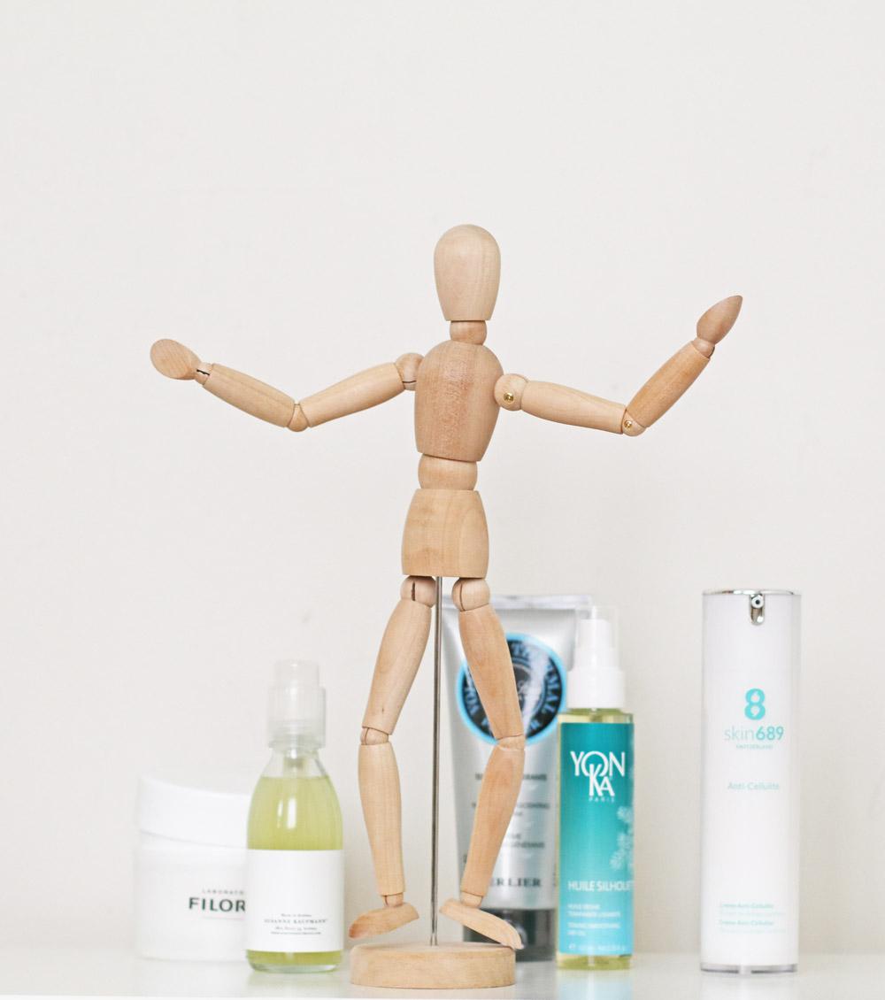 Das hilft gegen Dellen: eine Übersicht über die neusten Anti-Cellulite Produkte.