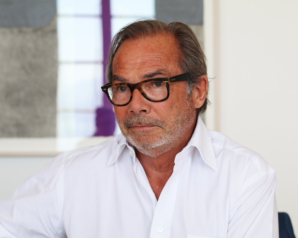 Valmont Chef Didier Guillon im exklusiven Gespräch mit sonrisa.ch.