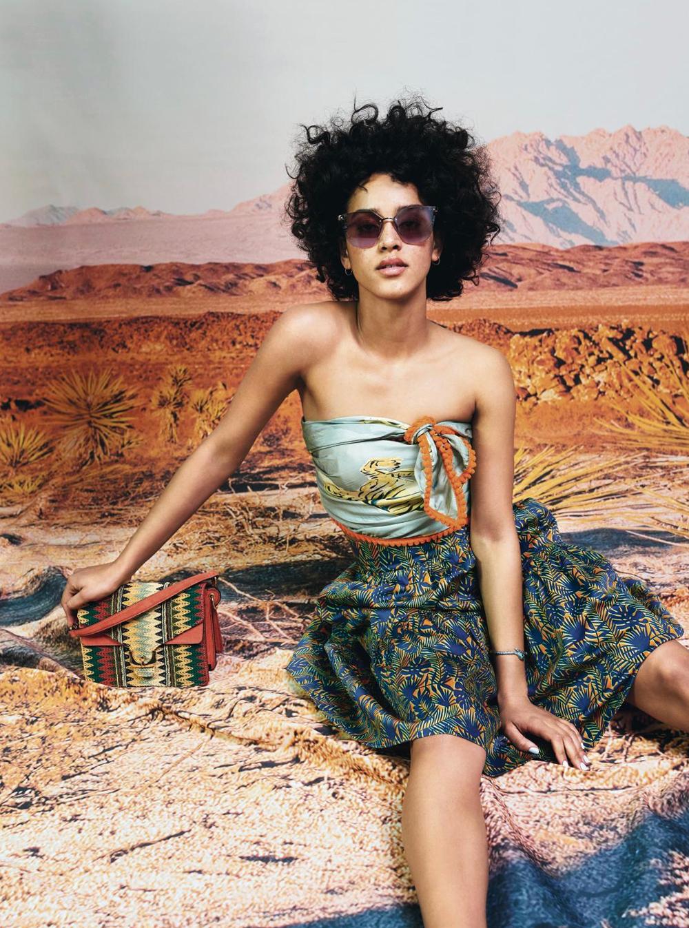 Globus zelebriert den Lifestyle von Los Angeles mit cooler Mode, stylishen Accessoires und leckeren Spezialitäten.